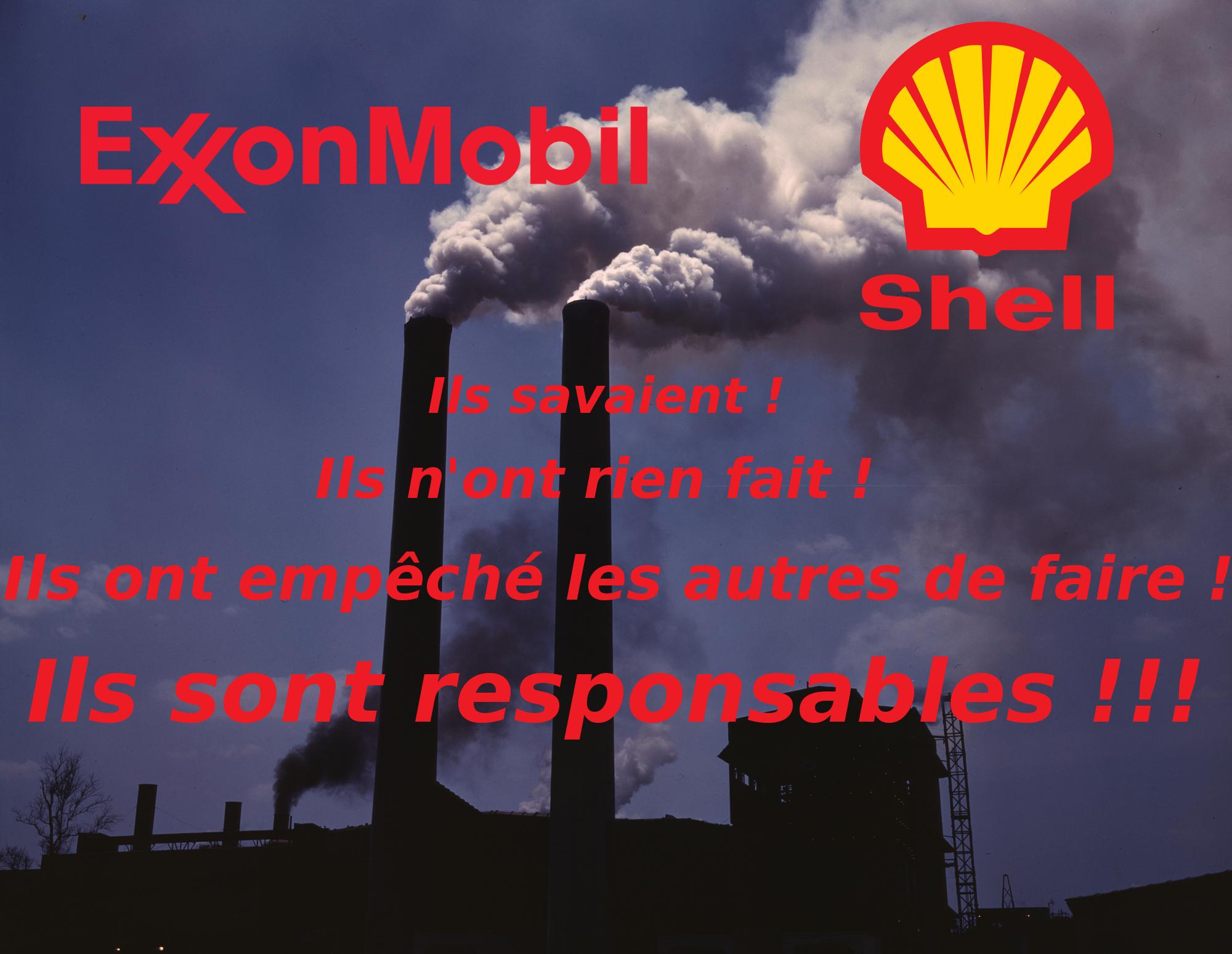 exxonshell responsables