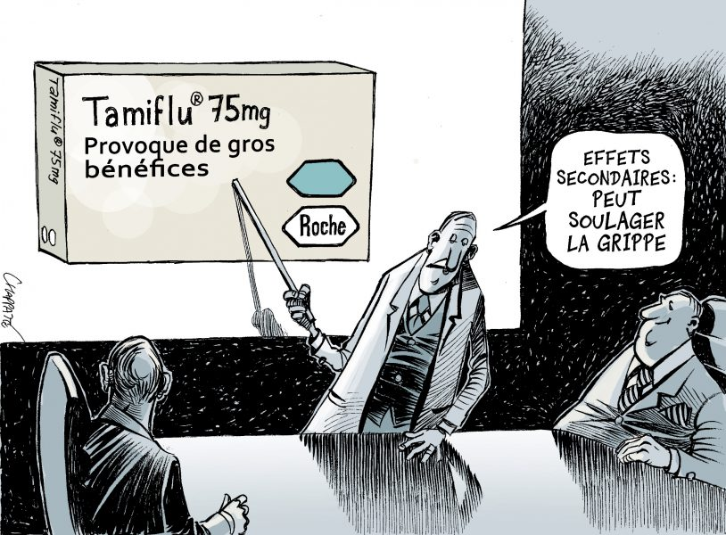 Tamiflu profit