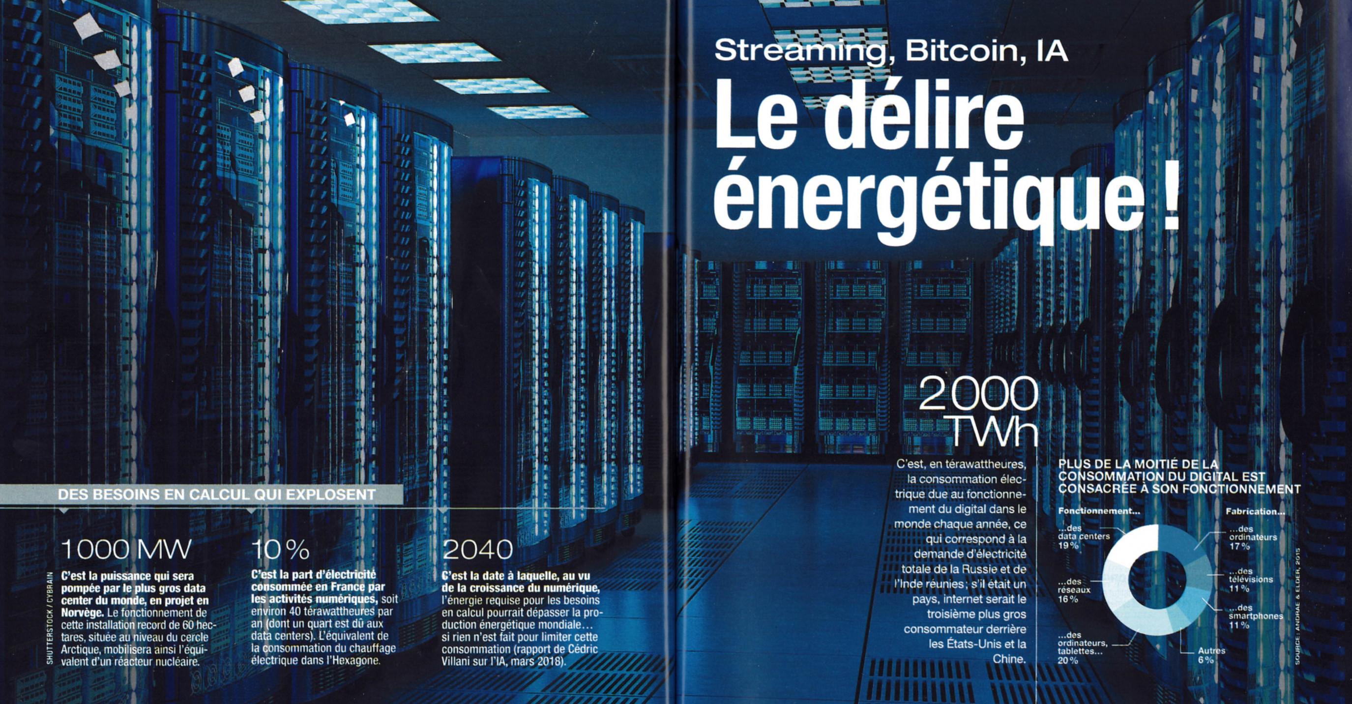 science vie blockchain énergie